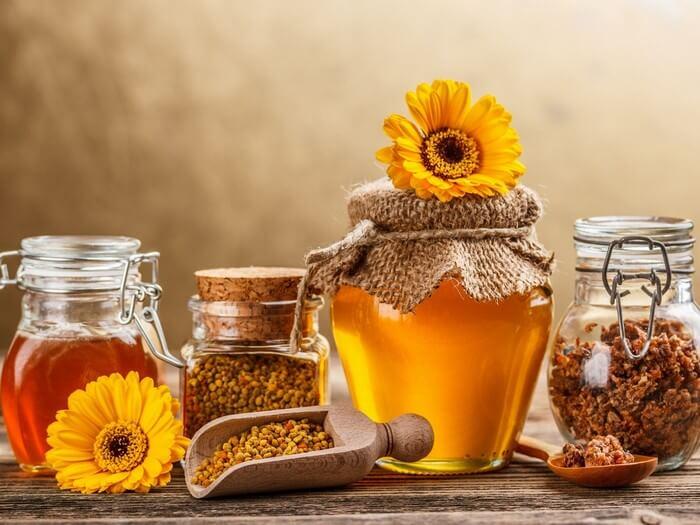 Продукт пчеловодства подмор