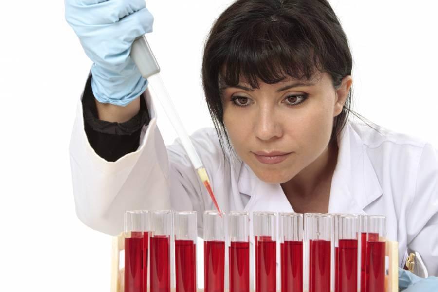 норма гемоглобина в крови у мужчин