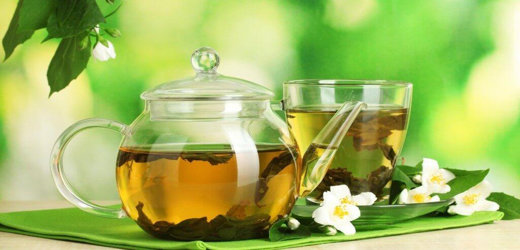 Влияние зелёного чая на потенцию