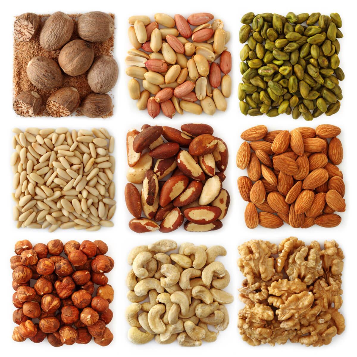 орехи помогут продлить семяизвержение
