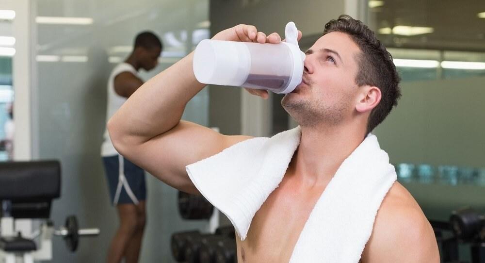 как влияет протеин на потенцию мужчины