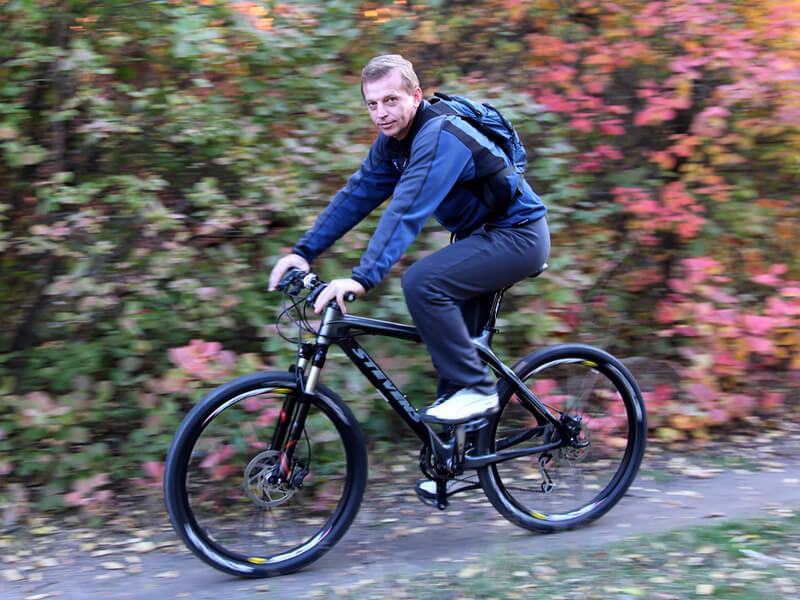 Велосипед при простатите рекомендации
