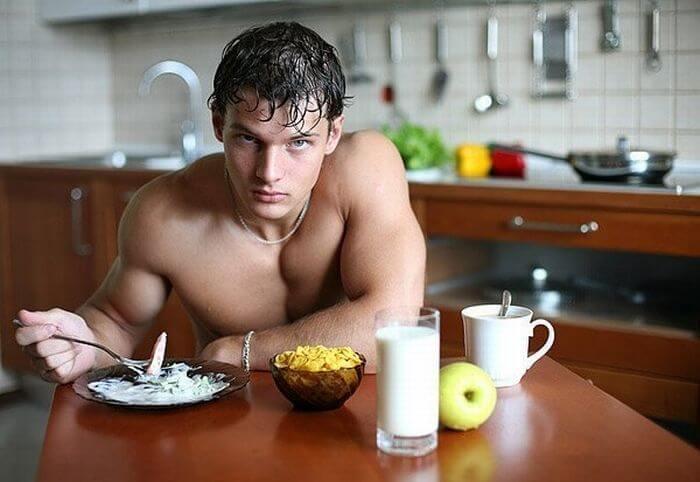 питание при остром простатите, что можно кушать