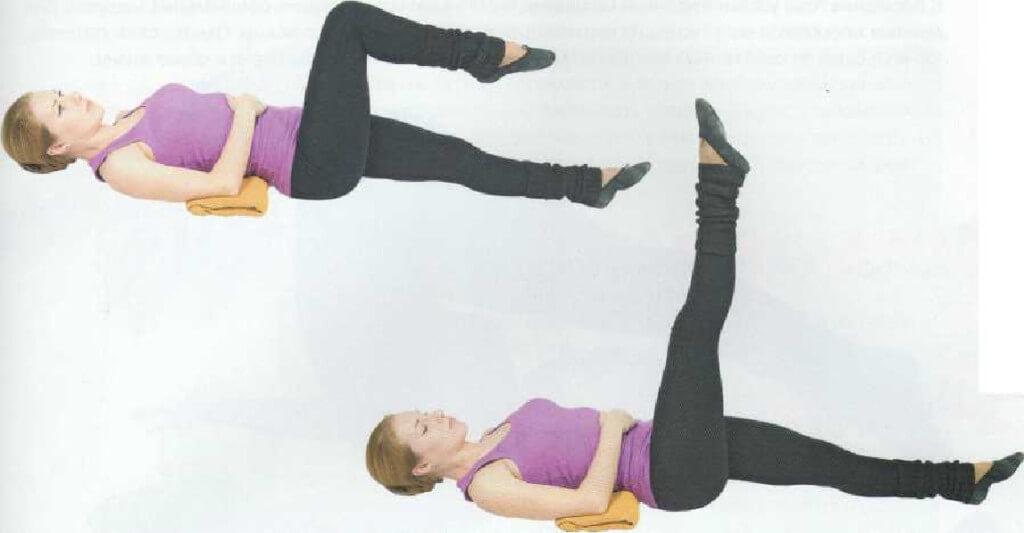 упражнения при опущенной почке