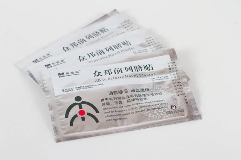 zb prostatic navel plaster отзывы врачей