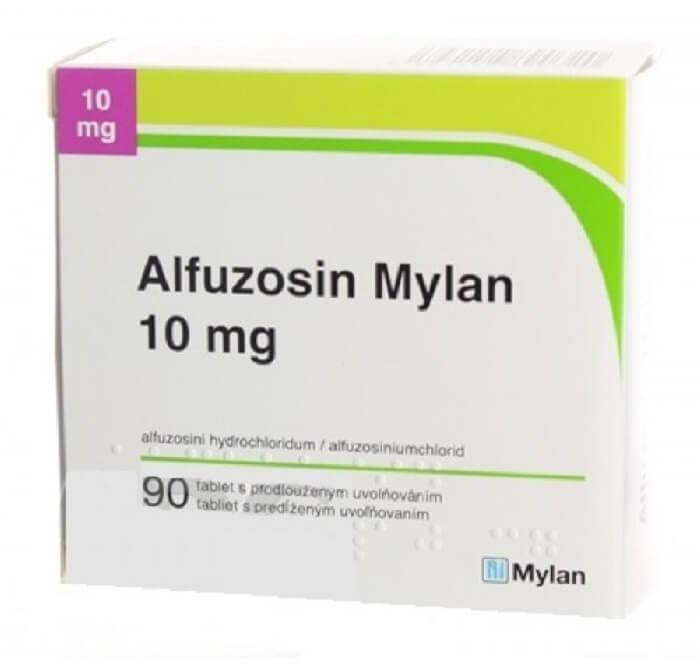 альфа-адреноблокатор альфузозин