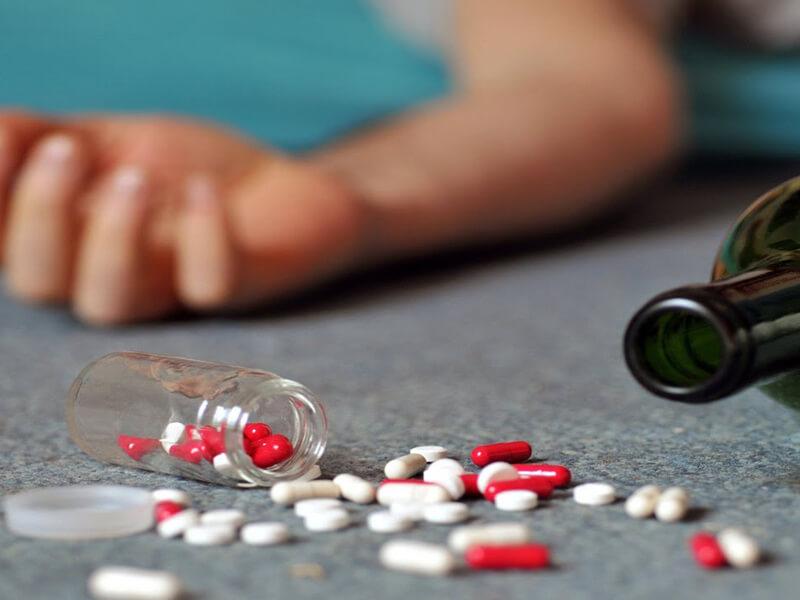 сочетание алкоголя и лекарственных препаратов