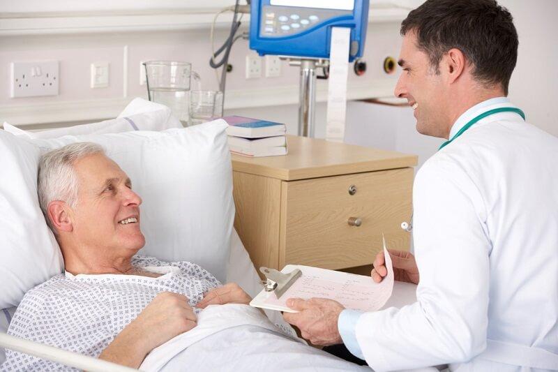 биопсия предстательной железы как подготовиться