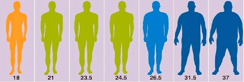 как выявить абдоминальное ожирение у мужчин
