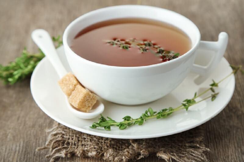 чай с чабрецом против бесплодия и импотенции