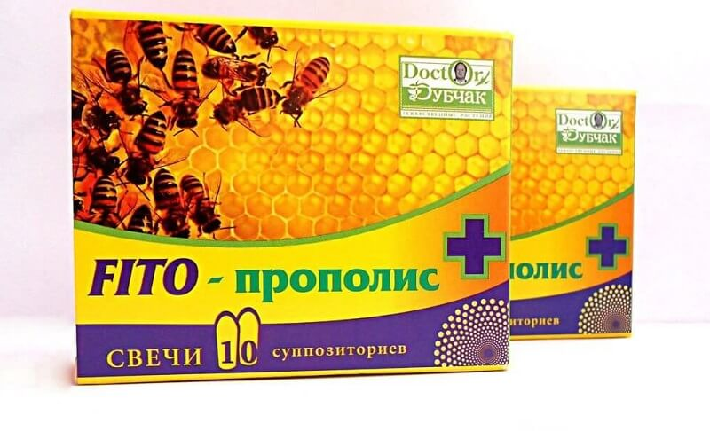 натуральный препарат фито прополис при лечении простатита