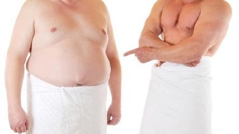 как влияет возраст на индекс массы тела