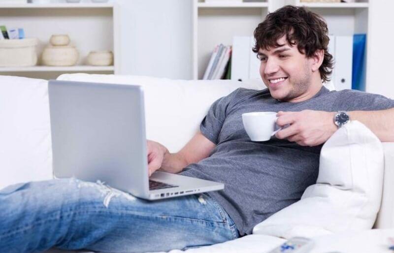 долгая работа за компютером как причина простатита