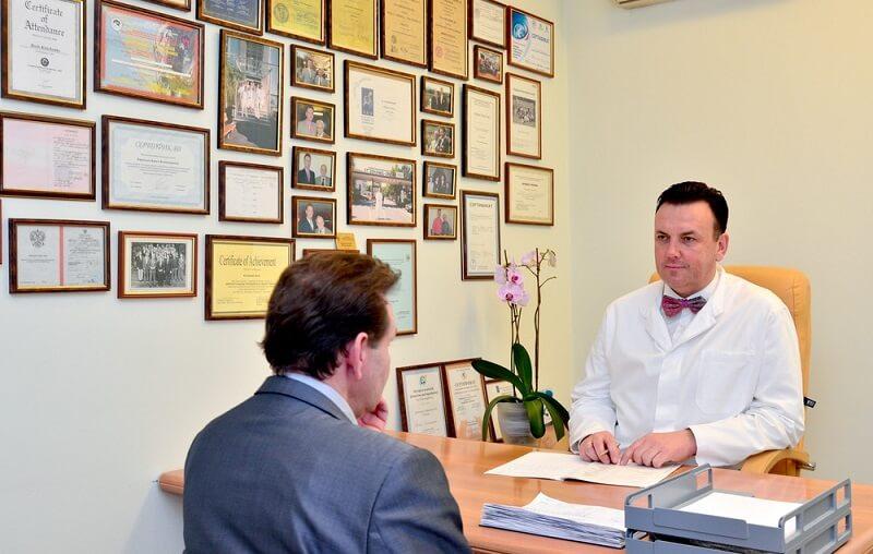какой врач лечит преждевременную эякуляцию у мужчины