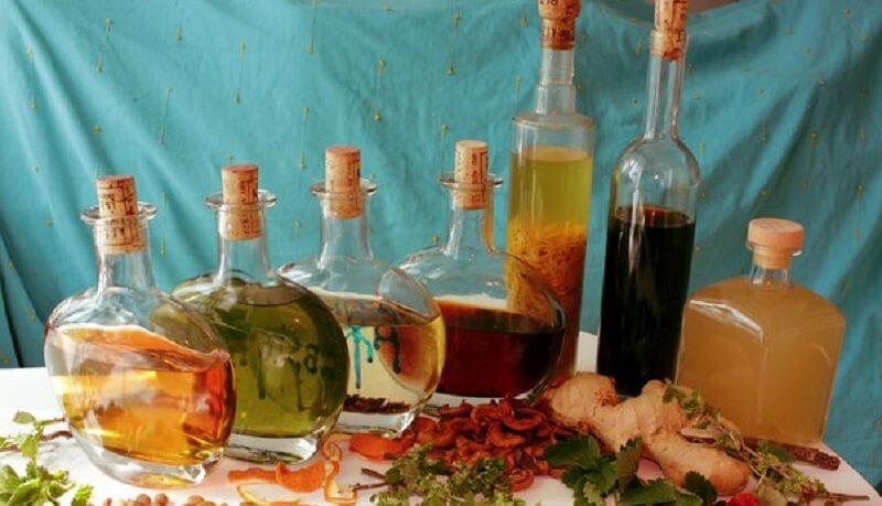 настойка чабреца на вине и на водке