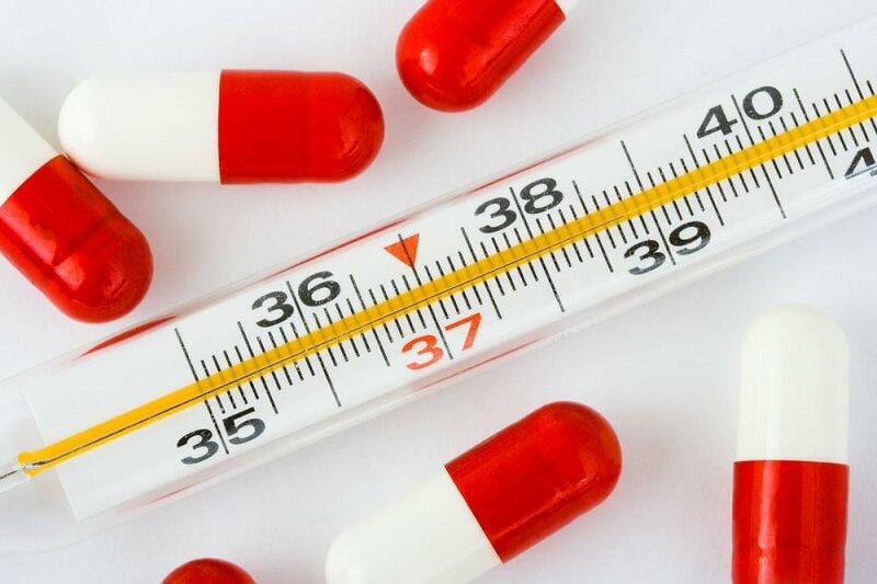 температура при обострении хронического простатита
