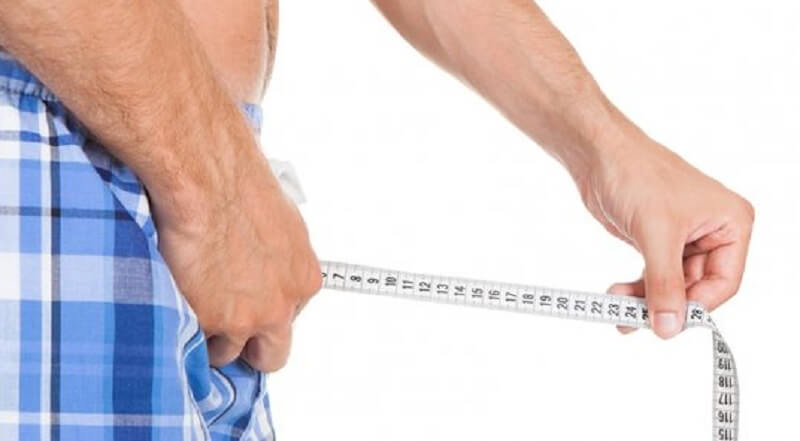 как узнать размеры своего члена