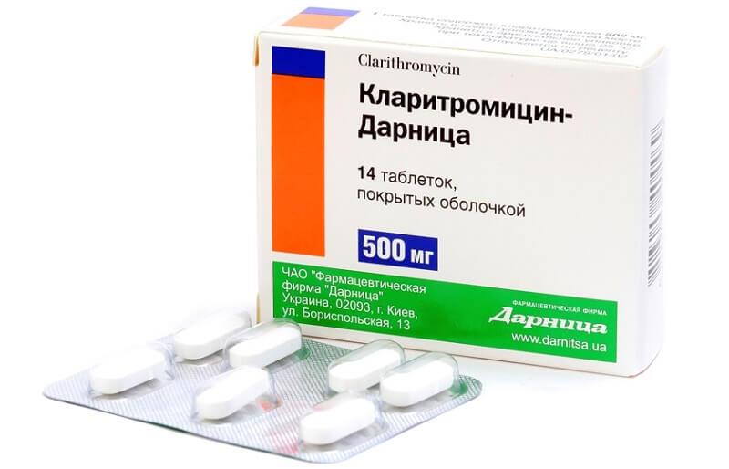 лечение лимфангита полового члена препаратами