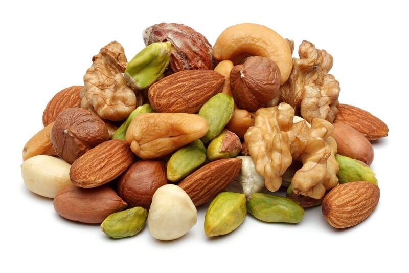 орехи это полезные продукты для потенции