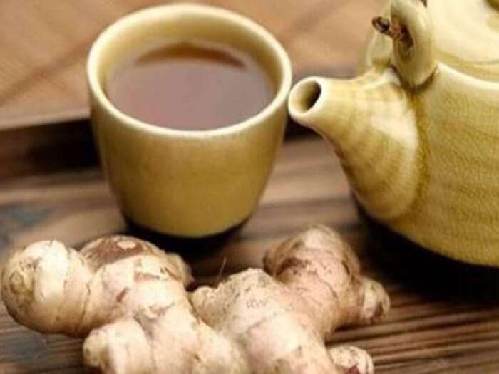 чай с имбирем для потенции