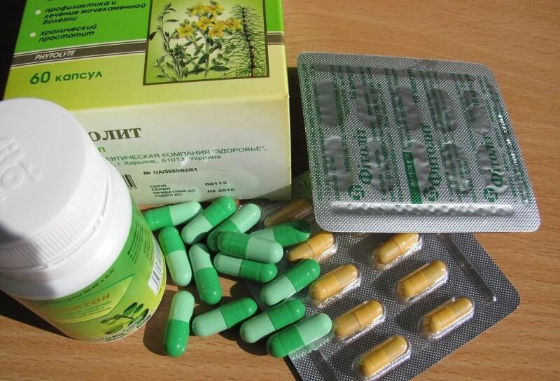 Лекарство дробящее камни в почках