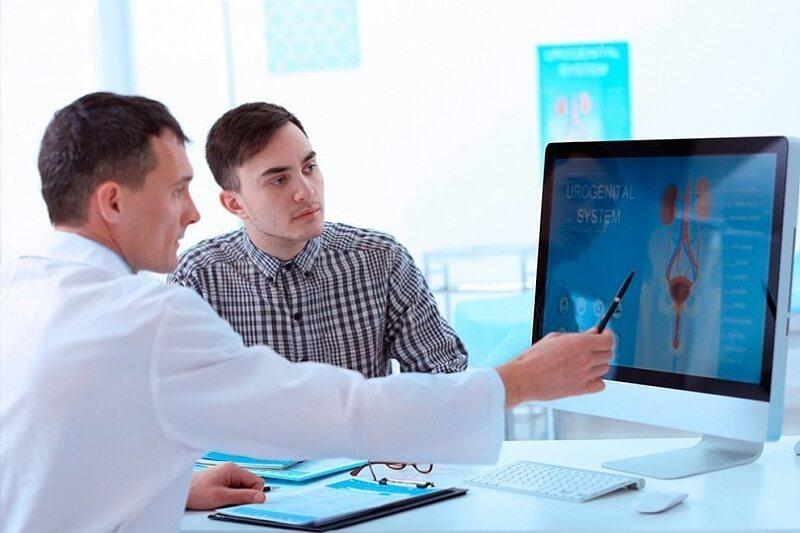 Симптомы поликистоза почек