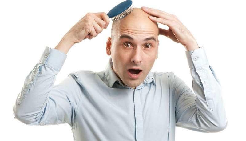 лучшие витамины против выпадения волос у мужчин