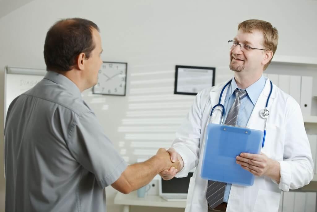 Лечение после биопсии простаты