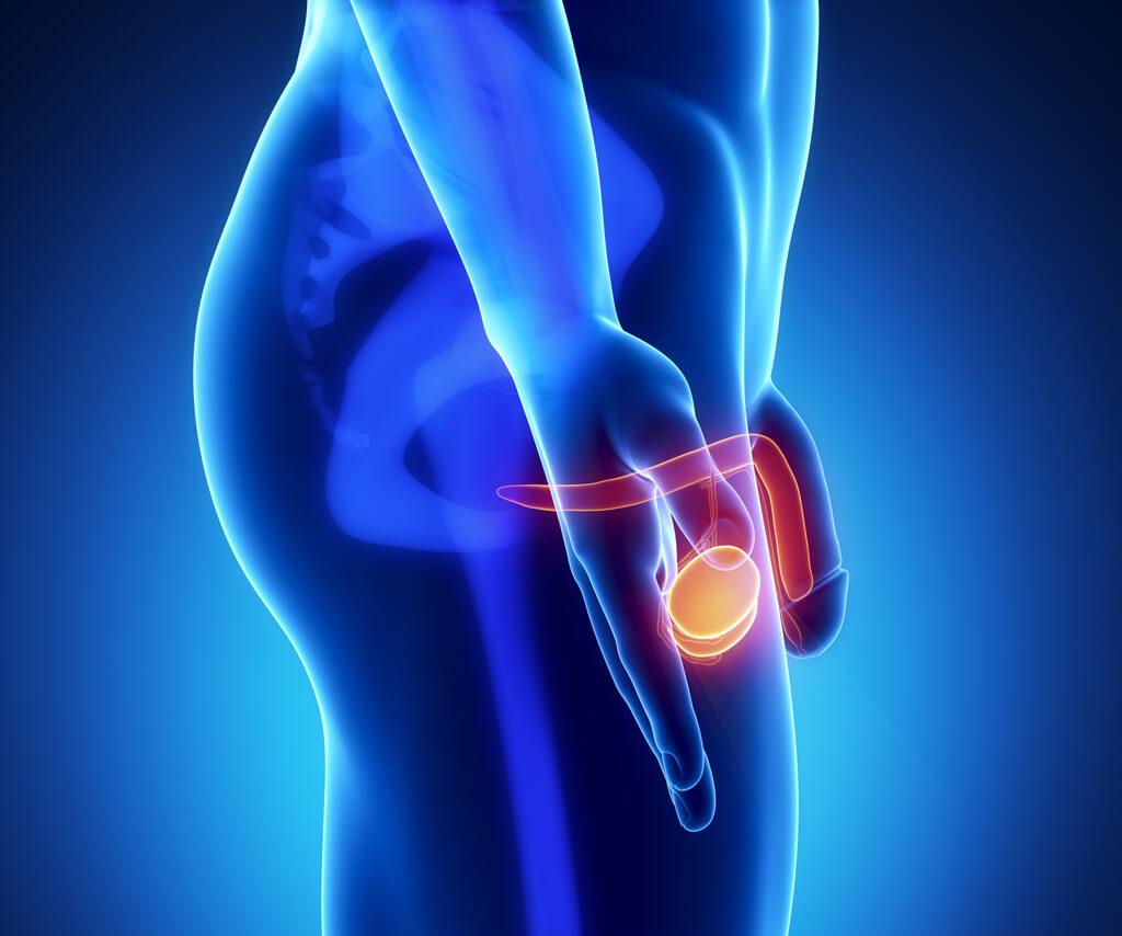 Боль в яичках из-за воспаления