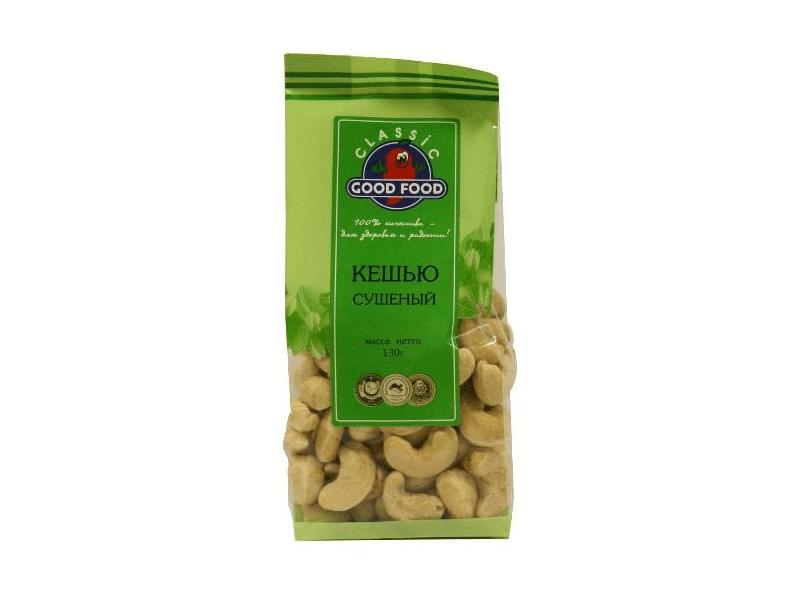 Полезные орехи кешью