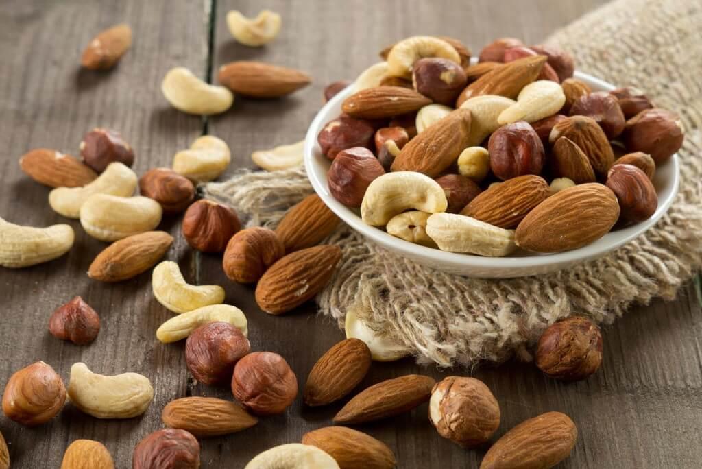 Полезные свойчтва орехов для мужчины