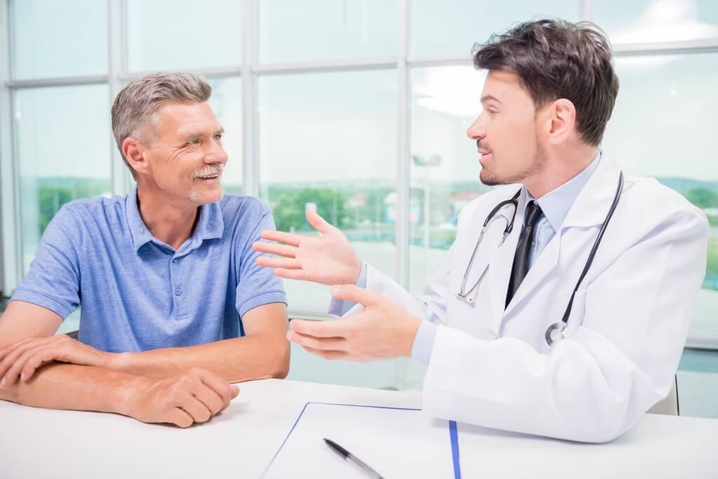Схема лечения простатита у мужчин