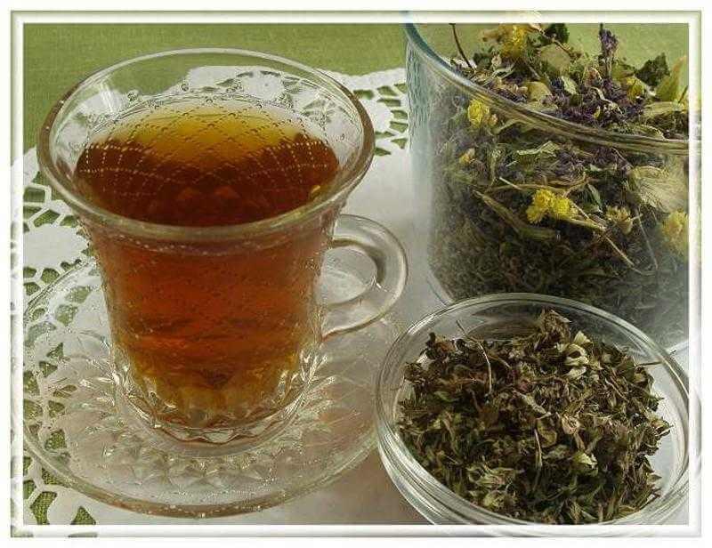 Иван-чай для улучшения потенции