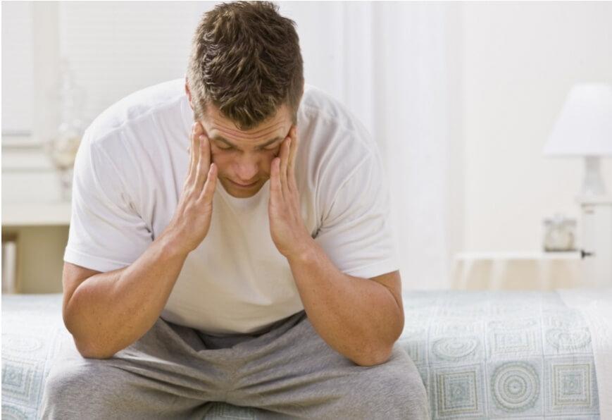 проблема со здоровьем задержка мочи у мужчины
