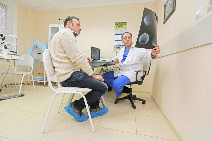 Классификация рака простаты — Простатит