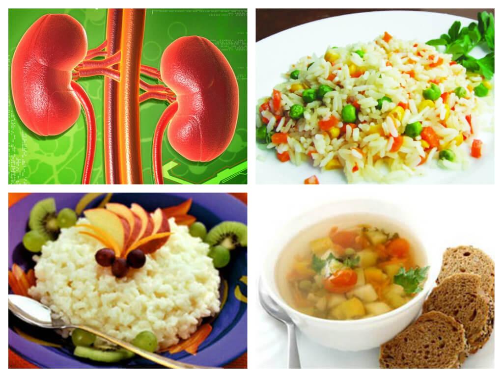 что можно кушать при гидрокаликозе почек