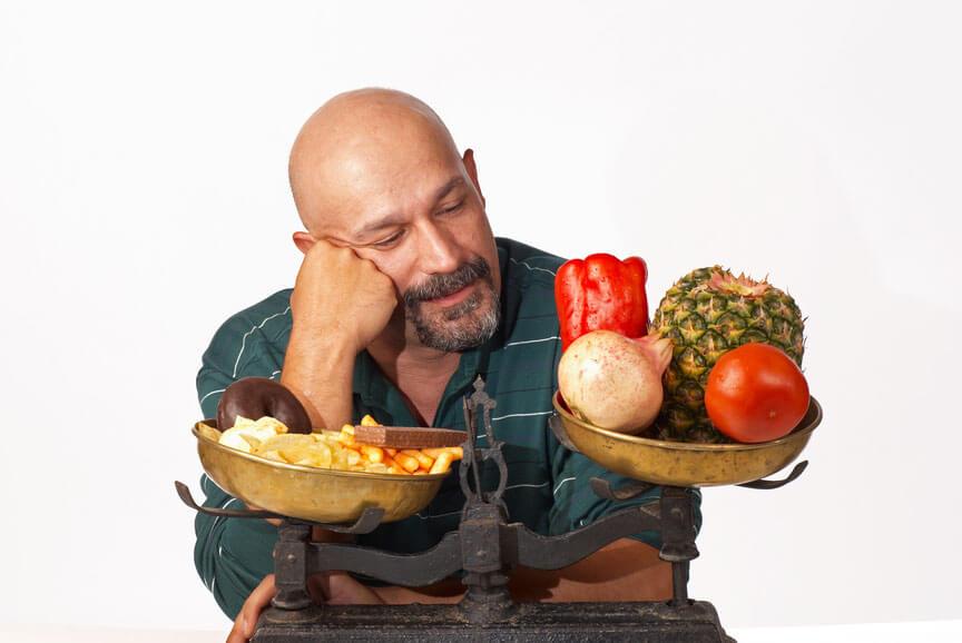 питание для мужчин при хроническом простатите