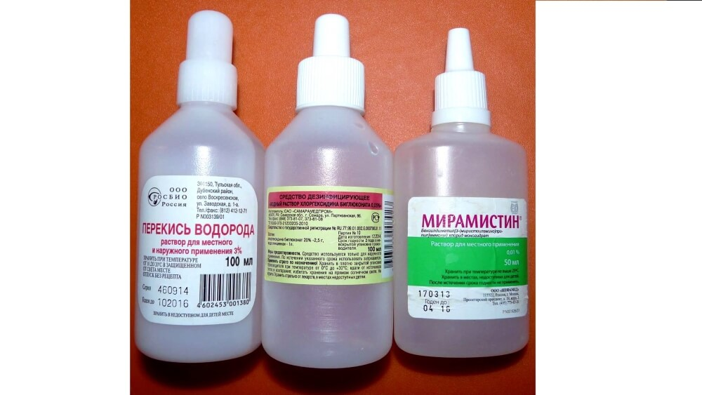 Мирамистин или хлоргексидин что лучше