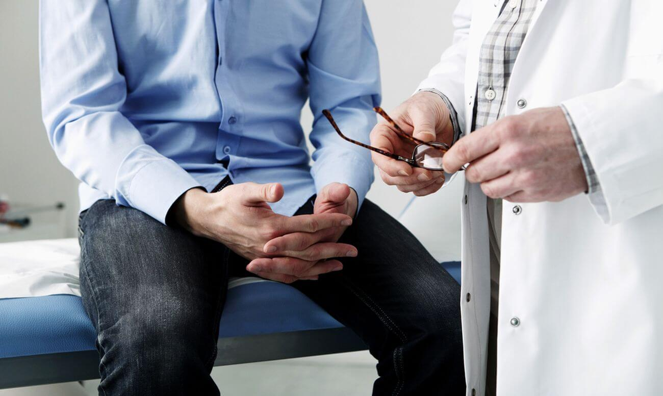 Симптомы инфекционного простатита у мужчин