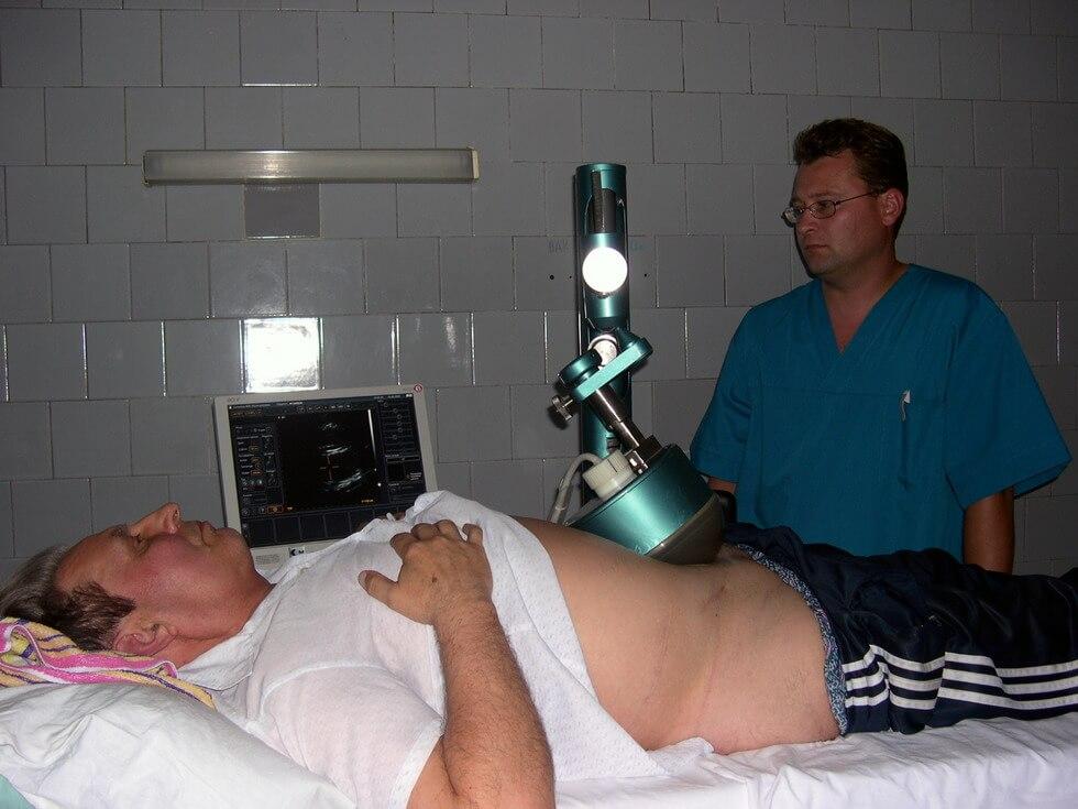 физиотерапия при калькулезном простатите