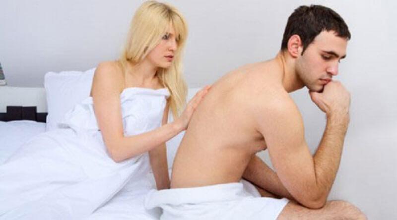 алкоголь при простатите ухудшает интимную жизнь мужчины