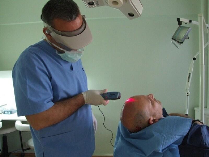 как вылечить выпадение волос при андрогенной алопеции