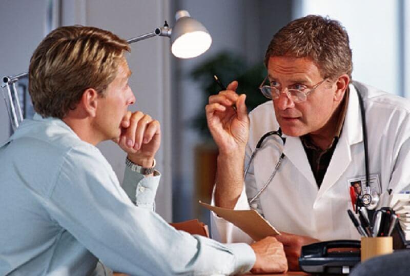диагностика себорейной алопеции у мужчин