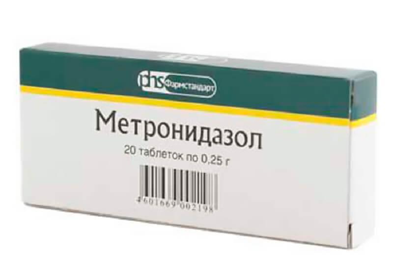 лечение трихомониаза метронидазолом