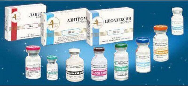 лечение хронического хламидийного простатита антибиотиками