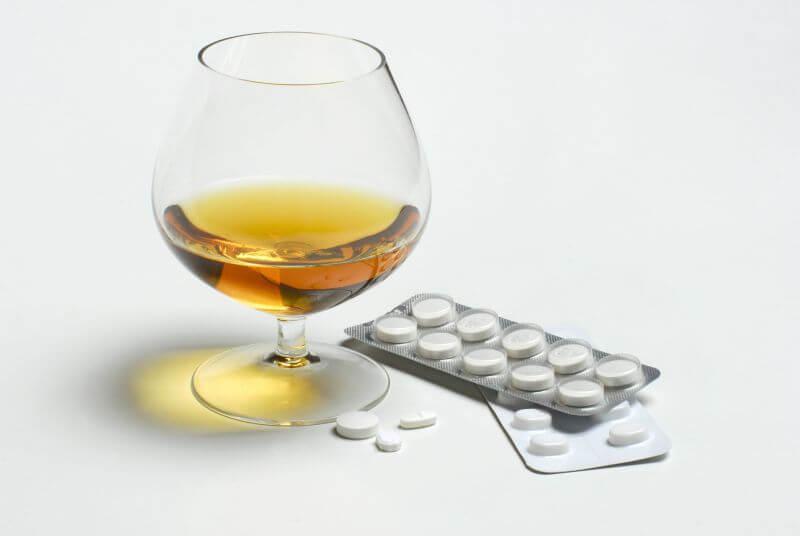 фокусин и алкоголь