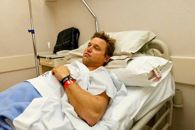 реабилитационный период после операции мармара