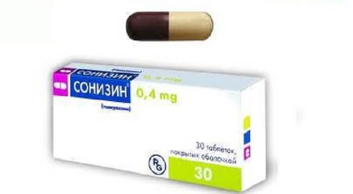взаимодействие сонизина с другими препаратами