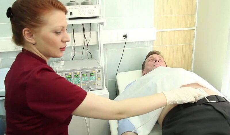 диагностика и лечение уретропростатита