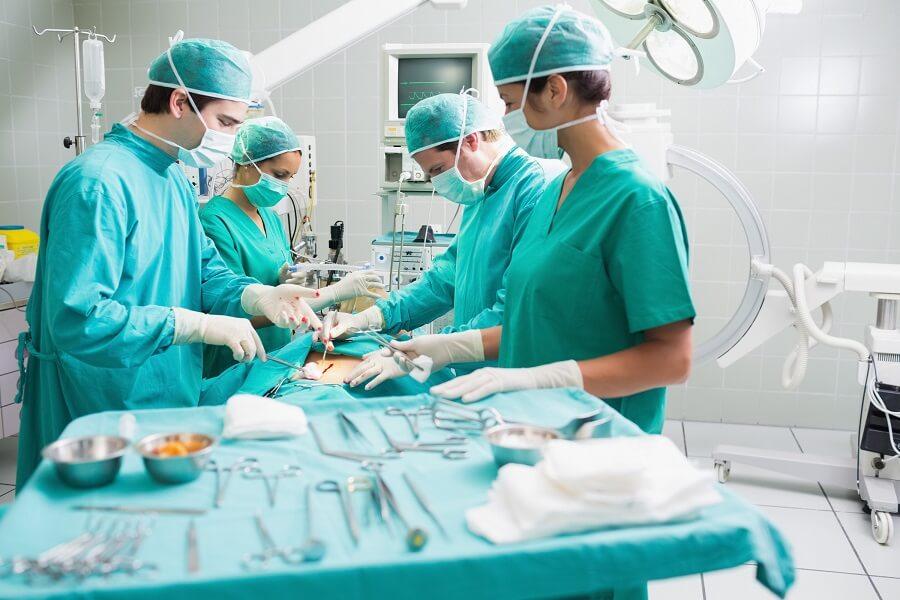 Сколько длится операция по урологии